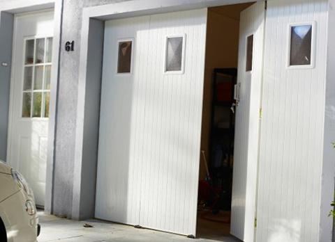 Porte de garage à Vitré en Ille et Vilaine 35
